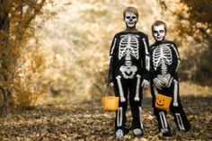 Halloween is that one day of the year you allow your kids to dress up in a scary costume, eat endless candy, and stay up well past their bedtime. Description from safewise.com. I searched for this on bing.com/images