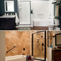 Glass Shower Panels, Glass Shower Enclosures, Bathtub Liners, Palm Bay Florida, Shower Remodel, Photos, Cake Smash Pictures