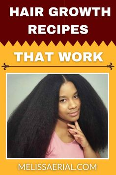 Need quick and easy home remedy recipes that will work on your natural hair? See our list of the best.