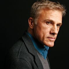 Christoph Waltz, photo by Axel Dupeux