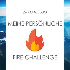 Vor kurzem bin ich auf den Begriff FIRE gestossen und habe mir aufgrund dessen vorgenommen ab 2020 mit dieser Challenge zu beginnen. Falls euch dieses Thema auch interessiert könnt ihr gerne meinen Blog besuchen. :) Start Ups, Motivation, Challenges, Blog, Reaching Goals, Not Interested, Cordial, Things To Do