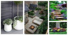 Ogród w magicznym stylu? Czy to możliwe? #ogród #pomysły #inspiracje #rośliny #kwiaty