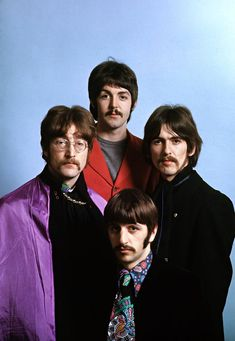 Pictures from the Beatles photoshoot for Life Magazine with Henry Grossman.