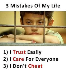 mistakes of my life Trust Care everyone dont cheat Hurting Stressoflife but keep smiling mystery wednesdayvibes Karma Quotes, Bff Quotes, True Quotes, Funny Quotes, Qoutes, Sister Quotes, Jokes Quotes, Real Friendship Quotes, Real Life Quotes