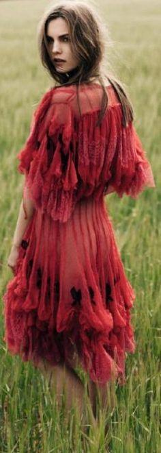 bohemian red ♥✤ | Keep the Glamour | BeStayBeautiful