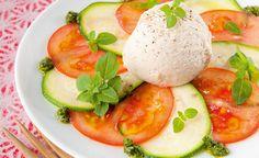 Carpaccio van tomaten