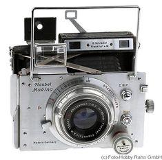 Plaubel: Makina III R camera