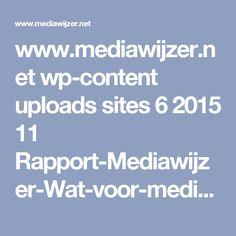 www.mediawijzer.net wp-content uploads sites 6 2015 11 Rapport-Mediawijzer-Wat-voor-mediamaker-ben-jij-27112015.pdf