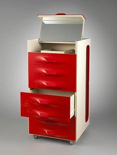 "Raymond Loewy // ""Valet 2000/50"" Dressing Cabinet (DF2000 series)"