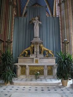 église St Jeanne d'Arc. Orléans