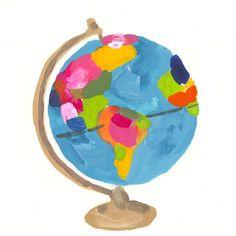 globe | Jennifer orkin lewis | Flickr