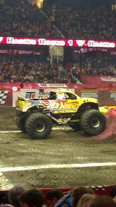 Team Hot Wheels #monsterjam