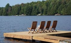 Check out this Cottage Rental in Bracebridge, Ontario, Canada on CanadaStays! Outdoor Chairs, Outdoor Furniture, Outdoor Decor, Sun Lounger, Cottages, Ontario, Canada, Vacation, Check
