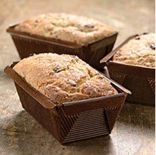 How To Bake In Mini Loaf Pans In 2019 Loaf Bread Recipe