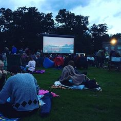Excited! Watching The Great Gatsby at Attingham Park! #summernightsfilm…