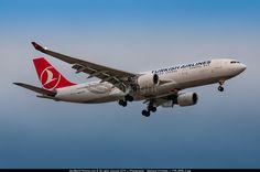 https://flic.kr/p/DeFeYe | CDG.2016_8606-2_awp | Turkish Airlines Airbus A330-223 TC-JIP (cn 876)