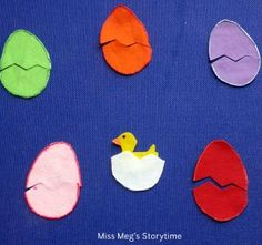 Miss Meg's Storytime: Knock Knock Baby Duck rhyme/game