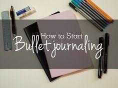 How to start bullet