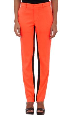 OPENING CEREMONY  Moodie Inseam-Stripe Trousers