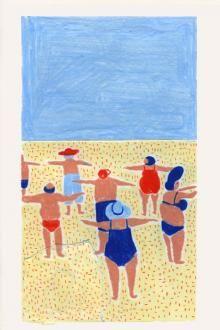 Ampliar Juan Palomino, Cisneros, Beach Mat, Outdoor Blanket, Kids Rugs, Artist, Editorial, Chile, Paintings