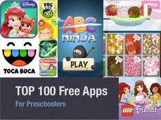 Have you ever seen our most frequented Top List in the last 6 months? Check it out! Top 100 FREE Apps for Preschoolers! http://www.smartappsforkids.com/top-10-free-apps-1.html