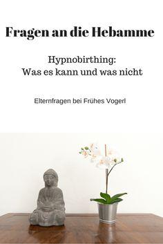 Hypnobirthing: Eine Hebamme erzählt, was sich dahinter verbirgt. Interview bei Frühes Vogerl.