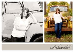 Liz Campbell - Fairmont Senior Photographer