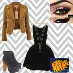 Cute Fall Date Night Outfit