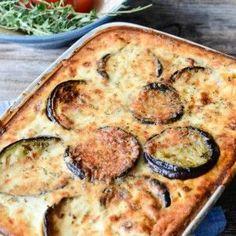 Easy Vegetarian Moussaka