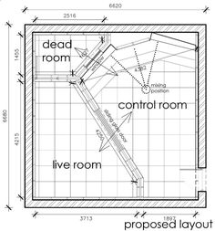 Image result for recording studio layout