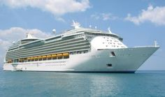 Royal Caribbean ship - Independence of the Seas