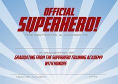 "Photo 1 of 22: Captain America - Super Hero Training Academy / Birthday ""Captain America Birthday Party""   Catch My Party"