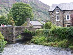Bedgellert, Wales