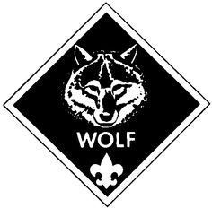 cub scouts wolf - Google Search
