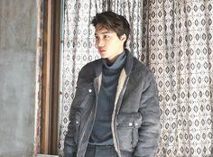 [Vyrl] EXO : 아레나 11월의 남자, EXO 카이. '#아레나 옴므 플러스' 11월호 커버를 장식한 #화보천재 #카이 를 만나볼까요?🙌