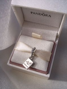 Authentic Pandora Adventures Awaits Clear CZ by JEWELSELAGANT, $30.00