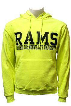 VCU Rams Colored Hoodies