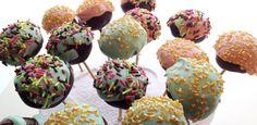 Recette - Cake pops Oreo