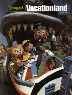 These guys got into my queue for Storybook Land Canal Boats, and Gideon rode in my boat. I was the only one in the boat (including the CM) who knew who he was. He wiped a little tear away that I was the only one who recognized him.