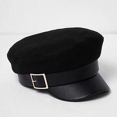 Women s Brixton  Fiddler  Newsboy Cap ( 34) ❤ liked on Polyvore ... 0ea0590ac25a