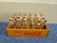 Online veilinghuis Catawiki: Frisdrank: Coca Cola- jaren 1950