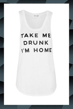 Why this tank top is unacceptable