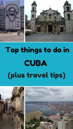 Top things to do in Cuba in a week (what to see, where to eat and more) PLUS…