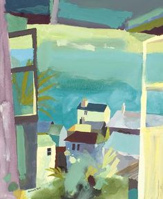 Richard Tuff, Looking out over St Mawes