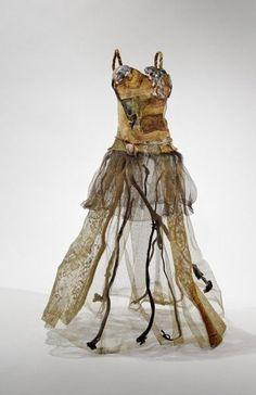 Sea Dress III CHRISTINA CHALMERS - SCULPTURES