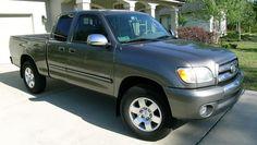 FJ Rims/Tires installed on my 2003 Tundra Access Cab - Toyota FJ ...