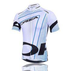 New ORBEA Team Cycling Bike Bicycle Clothing Clothes Women Men Cycling Jersey Jacket Cycling Jersey Top Bicycle Bike Shirt