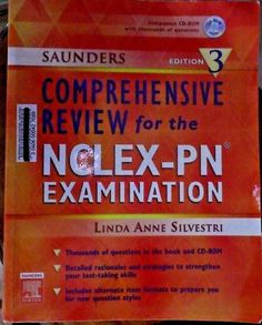 Comprehensive Review for the NCLEX-PN Examination by Linda Anne Silvestri... #TextbookBundleKit