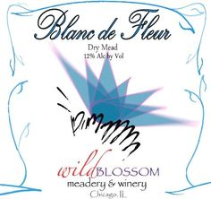 Mead Wine - NV Wild Blossom Meadery Winery Blanc de Fleur Mead 750 mL -- Visit the image link more details.