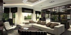 Luxury penthouse design 3 Luxurious Penthouse Apartment with Breathtaking Colour Composition